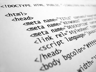 Crea tu propia pagina web. Ejemplo de HTML